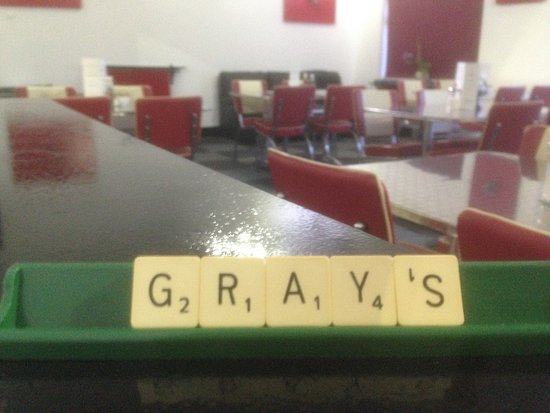 Brenchley, UK: Grays new look