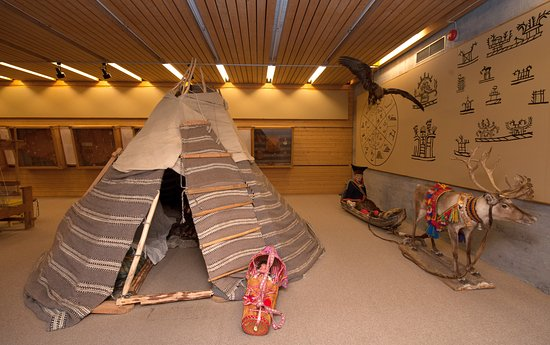 De Samiske Samlinger - The Sami museum in Karasjok