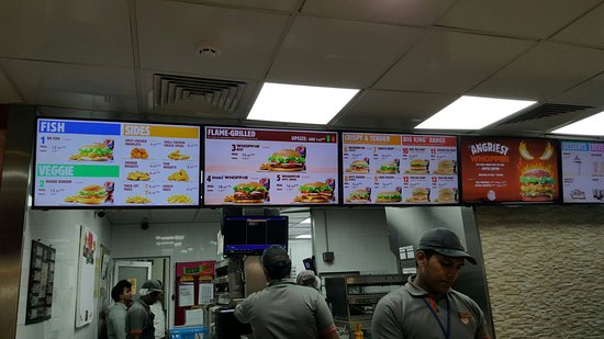Burger King Mount Lavinia: 20160809_123852_large.jpg