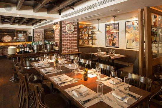Tango Argentinian Steakhouse: Interior