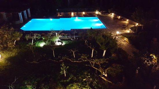 Hotel Europa Olympia: Piscine