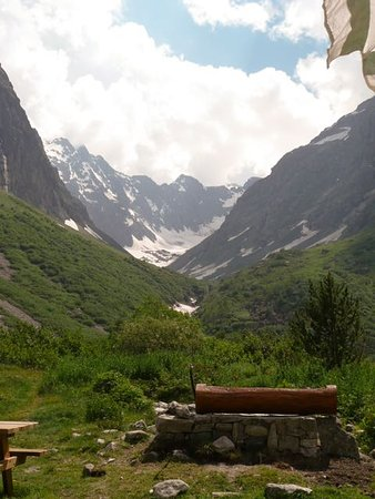 Pelvoux, France: Parc National d'Ecrins
