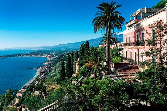 Hotel villa schuler 139 2 4 5 updated 2018 prices for Hotel villa taormina