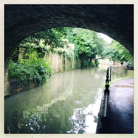 Bathampton, UK: Avon River