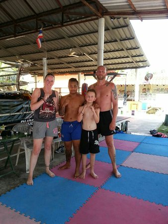 Island Muay Thai Koh Tao Review