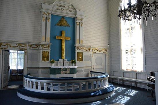 Taipalsaari, Φινλανδία: Taipalsaaren kirkko