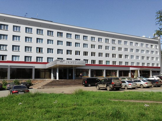 Photo of Polet Hotel Krasnoyarsk