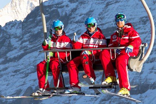 Swiss Ski and Snowboard School Kleine Schiedegg