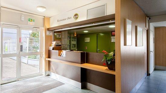 B U0026b Hotel Orly Chevilly