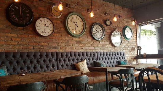 Ballyclare, UK: Time Coffee House
