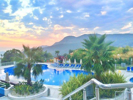 Oludeniz Resort Hotel Website