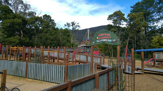 Montrose Community Playground and Recreation Reserve