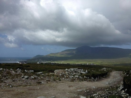 Графство Мейо, Ирландия: Achill henge