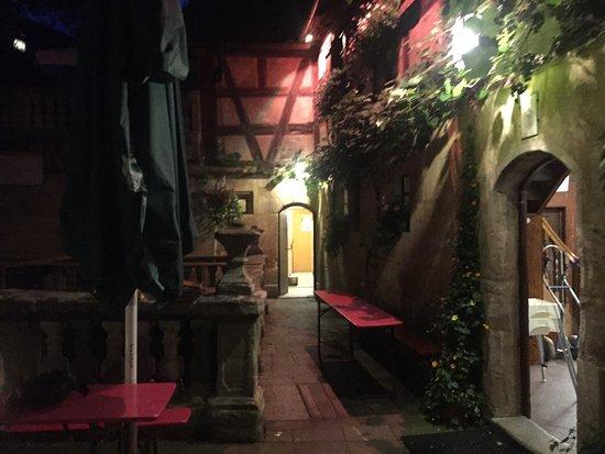 Rothenbach an der Pegnitz, Tyskland: Einfach wunderschön