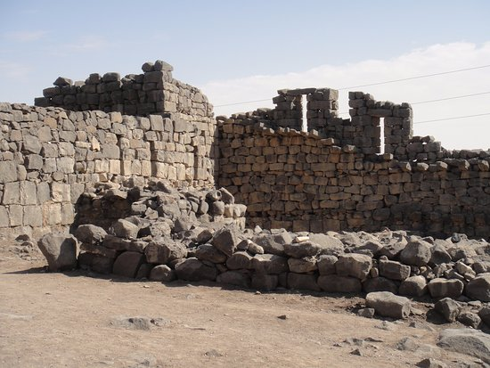 Azraq, Jordan: From Inside