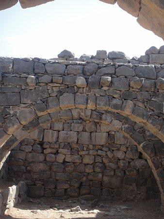 Azraq, Jordania: Interesting archway