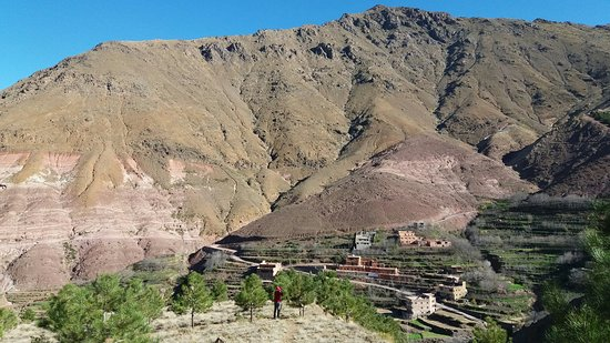 Regione Marrakech-Tensift-El Haouz, Marocco: High Atlas Mountains