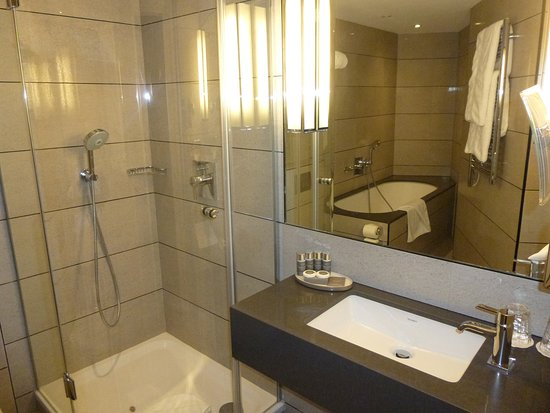 Picture of balmoral hotel paris tripadvisor for Photo de salle de bain avec douche