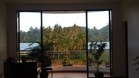 Hotel Elephant Park: View from first floor