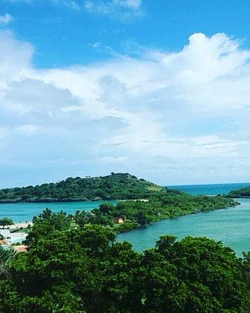 Grand Royal Antiguan Beach Resort: Magnifique vue du balcon