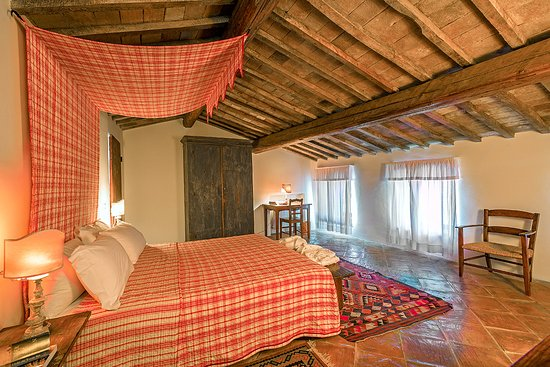 Borgo di Bastia Creti: Una camera - a bedroom