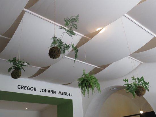 Brno, Czech Republic: Entrance to the exhibition.
