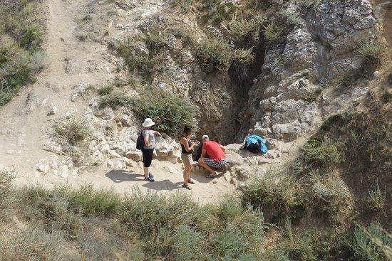 Baskuchanskaya Cave: Вход в пещеру