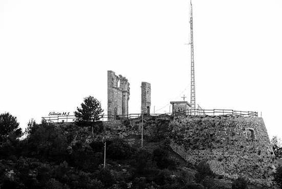 Oliva, Spain: Castillo de Santa Ana