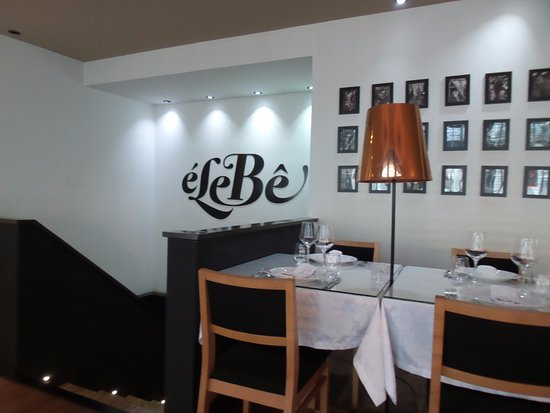 Strak interieur - Picture of eLeBe Baixa, Porto - TripAdvisor