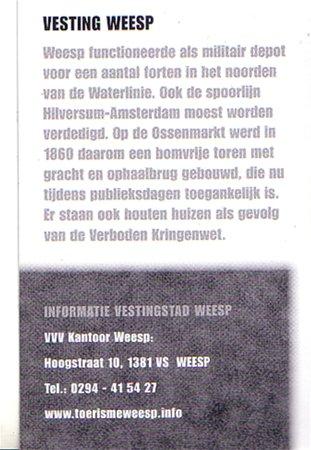 Weesp, The Netherlands: weest