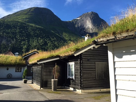 Saebo, Norway: Cottage