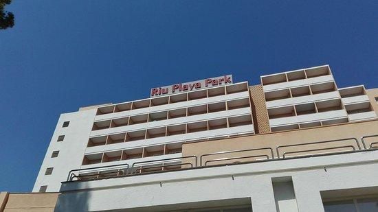 Hotel Riu Playa Park: IMG_20160725_160033_large.jpg