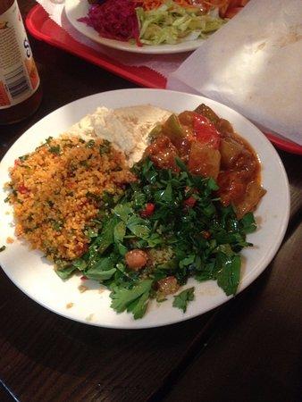 Adana grill mediterranean restaurant 723 3rd ave in for Athena mediterranean cuisine ny