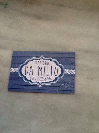 San Lorenzo Nuovo, Włochy: Da Millo