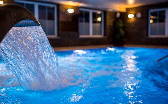 Hotel Skalite Spa & Wellness: Basen