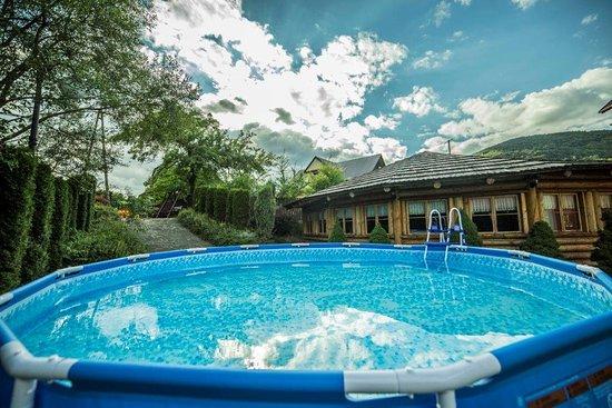 Hotel Skalite Spa & Wellness: Rekreacyjny basen zewnętrzny dla dzieci
