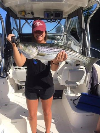 Mako Wish Fishing Charters: The Birthday Girl!