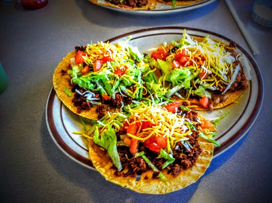 Columbus Family Restaurant: Try the Fish Tacos or Tostadas