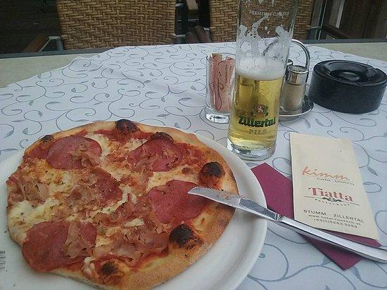 Stumm, Austria: Leggger Pizza