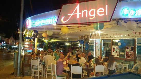 Angel Restaurant & Cocktail Bar : ANGEL