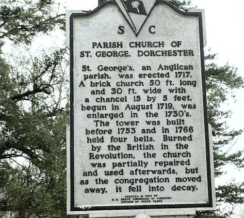 Colonial Dorchester State Historic Site : info