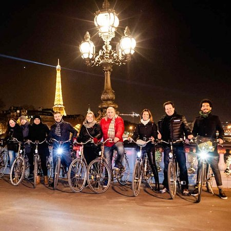 Go Bike Paris