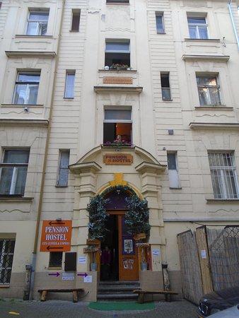 Artharmony Pension and Hostel: l'extérieur de l'hôtel