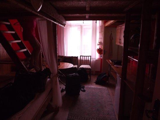 Artharmony Pension and Hostel: la chambre de famille