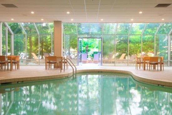 Embassy Suites By Hilton Cincinnati   Northeast (Blue Ash): Indoor  Saltwater Pool And