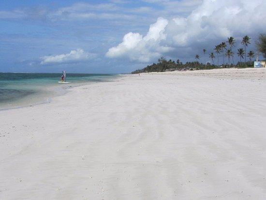 AfroChic Diani : AfroChic's beach, Diani's glory