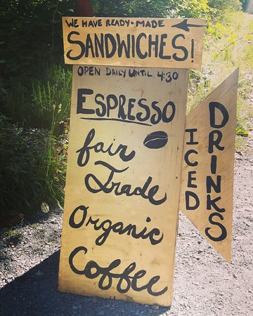 ‪‪Saturna Island‬, كندا: We have delicious Iced coffee!‬