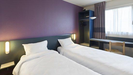 b b hotel nantes atlantis le z nith saint herblain frankrike omd men och prisj mf relse. Black Bedroom Furniture Sets. Home Design Ideas