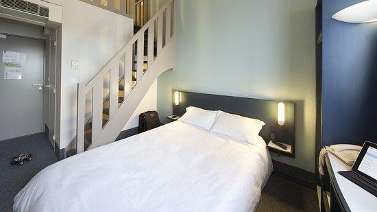 b b hotel nantes atlantis le zenith reviews price comparison saint herblain france. Black Bedroom Furniture Sets. Home Design Ideas