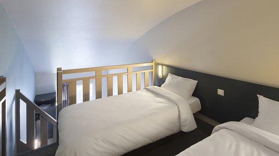 b b h tel nantes atlantis le zenith saint herblain france voir les tarifs et 41 avis. Black Bedroom Furniture Sets. Home Design Ideas